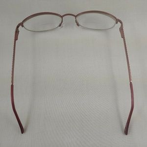 Tura Accessories - TURA Rx Eyeglasses Frames Metal Full Rim Oval 526